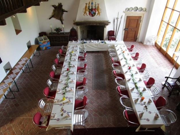 Burg Neuhaus Rittersaal